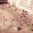 1958年頃 大阪駅前交差点