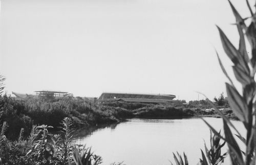 1964年 長居陸上競技場