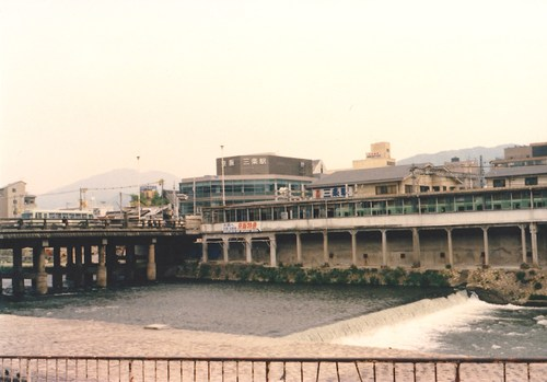 1987年 京阪三条駅